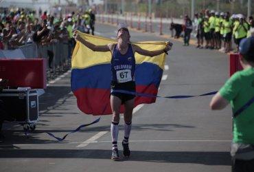 Jeisson Suárez busca el tricampeonato en Ibagué