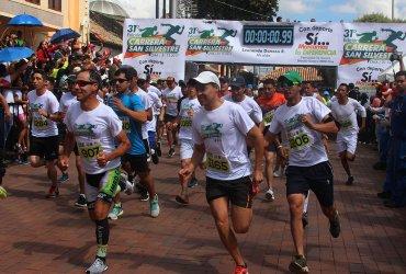 El 31 de diciembre, cita con la Carrera Internacional San Silvestre de Chía