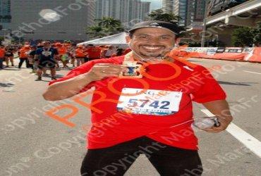 Mi segunda maratón - Miami 2013 - Jorge Duarte