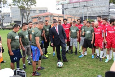 Colombia se alista para la Carrera de los Héroes 10k que organiza la Corporación Matamoros