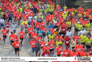 Pronosticador de tiempo de media maratón