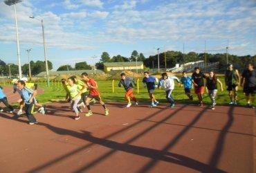 Balance Programa Atletismo para todos - Bogotá