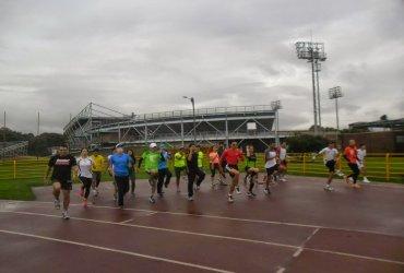 Atletismo para todos - Bogotá - Abril 2015