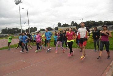 Atletismo para todos - Bogotá - Mayo 10 2015