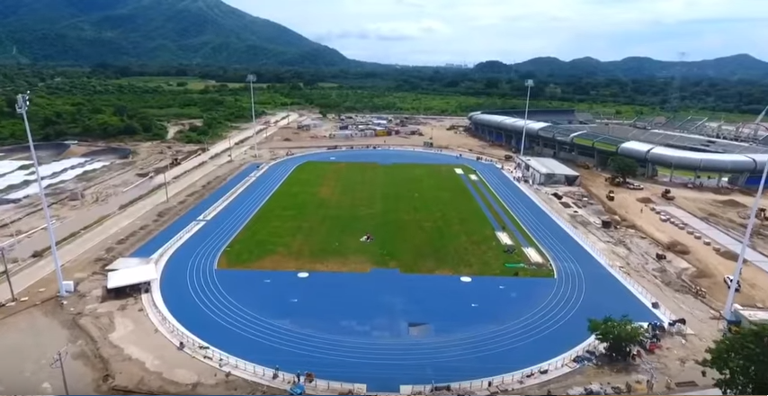 estadio atletismo