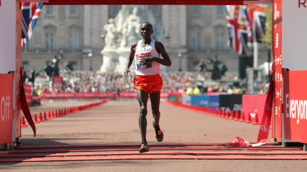 kipchoge london 2019
