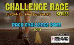 Cambios en el Calendario de Carreras Challenge Race Series 2018