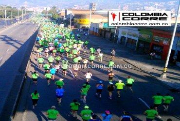 Kenia se quedó con el título de la Maratón de las Flores Medellin 2015