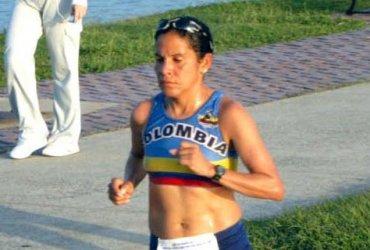 Colombia en la historia de la maratón olímpica femenina