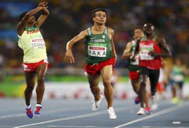 La final del 1500 paralímpico, más rápida que la olímpica