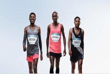 En búsqueda de romper la barrera de las dos horas en un maratón