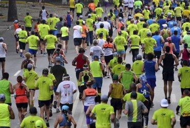 Se agotaron los cupos en la categoría 21K del Maratón CAF de Caracas