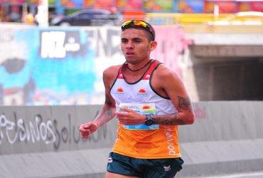 Gerard Giraldo ganó la Carrera Atlética UIS