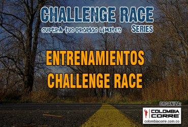 Entrenamiento para completar el Challenge Race - Semana 8
