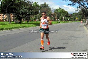 Diego Colorado segundo en Ecuador