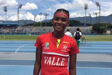 Valeria Cabezas clasifica a la final de 400m vallas en el Mundial de Atletismo