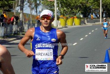Eider Arévalo, el recorrido de un campeón