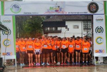 500 atletas corrieron la Mocoa Vive 10k