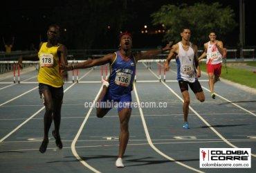 Noche dorada para Colombia en el tercer día del atletismo Bolivariano