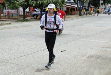 Juan Ramiro Osorio gana su cuarta vuelta a Colombia de atletismo