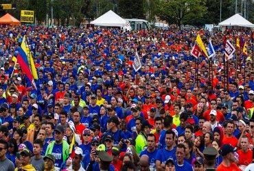 La Carrera de los Héroes en Bogotá cambia de fecha