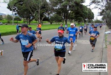 En dos meses llega a Bogotá la novena versión de la Allianz 15k