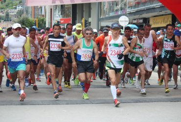 Vuelve la carrera de Los Libertadores en Duitama el próximo 1 de Mayo