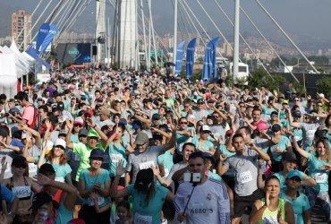 Llegó la hora de disfrutar corriendo en la Media Maratón Corre Mi Tierra