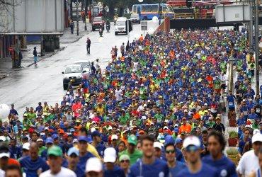 La Maratón de las Flores clasificatoria a la Maratón de Boston