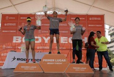 800 corredores participaron en la tercera etapa de la EXPEDICIÓN BODYTYECH 2018 que se realizó en Cúcuta