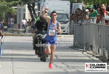 El campeón de los Juegos Bolivarianos estará en la Media Maratón de Cúcuta