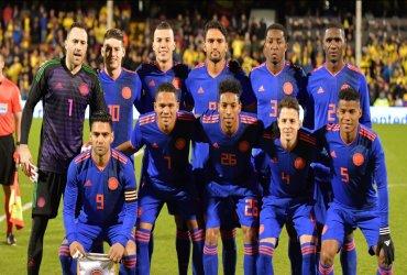 Así corrió la selección Colombia de Fútbol en la primera fase del mundial Rusia 2018