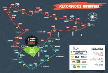 Cambios en el Recorrido de la Media Maratón de Bogotá
