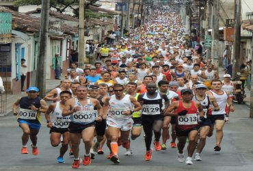 Abiertas inscripciones para la media maratón de La Ceja