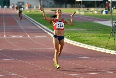 México domina la prueba de los 10.000 metros en Barranquilla