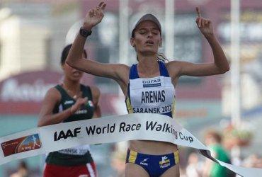Colombia, seis oros y un récord en el Iberoamericano de Atletismo