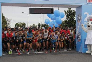 Cerca de 6.500 corredores participaron en la cuarta versión de la  Global Energy Race 2018