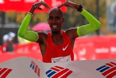 Mo Farah se lleva el título de la Maratón de Chicago