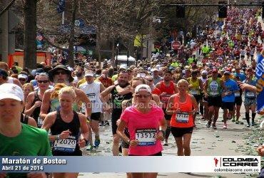 ¿En qué carreras en latinoamerica se puede clasificar a la Maratón de Boston?
