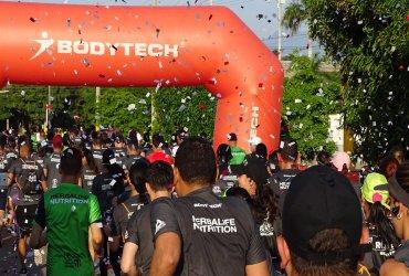 Cerca de 600 corredores participaron en la quinta etapa de la EXPEDICIÓN BODYTYECH 2018 que se realizó en Valledupar