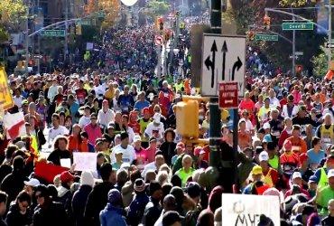 Más de 200 colombianos finalizaron la maratón de Nueva York 2018