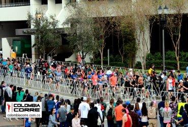 Cerca de 800 colombianos finalizaron la media maratón de Miami 2019