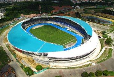 Pista de atletismo de Pereira. Una historia de frustración, insatisfacción y tristeza