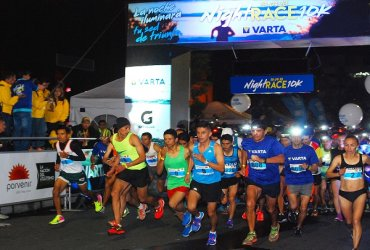 Regresa a Bogotá la Carrera Night Race 10K