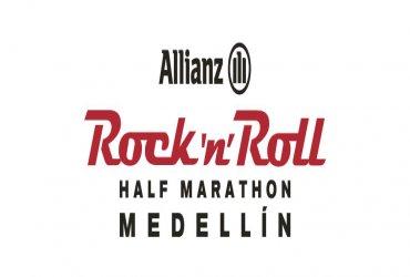 Llega la Allianz Rock 'n' Roll Half Marathon Medellín