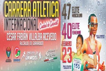 Se anuncia la fecha de la tradicional carrera atlética ciudad de Girardot