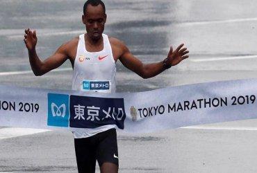 Etiopia se queda con el titulo de la maratón de Tokyo.