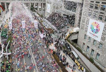 Más de 400 latinoamericanos finalizaron la maratón de Tokio 2019