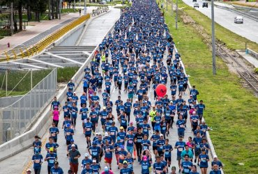 La Allianz 15K regresa a Bogotá