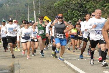 Maratón Valle de Aburrá llega a sus 15 años
